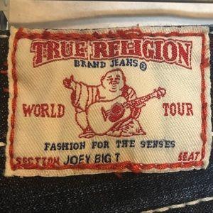 True Religion Jeans - True Religion Joey Big T size 26